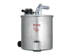 Ryco Fuel Filter Z711 fits Nissan Pathfinder 2.5 dCi 4x4 (R51)