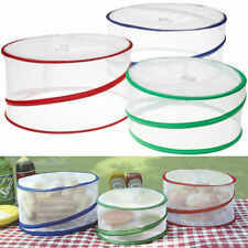 Set of 3 Stansport 010 Food Covers Outdoor Picnic BBQ Tent Bug Protector !