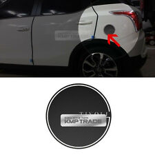Glossy Black B Pillar Post UV Coating Cover 4Pcs For SSANGYONG 2013-2017 Rodius
