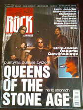 Teraz Rock 5/2005 Queens Of The Stone Age in. Robert Plant, Lacrimosa, Garbage