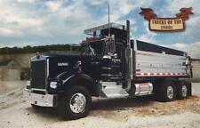 Kenworth Dump Truck Kit 1:24 Revell RV7406 Model