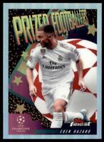 2019-20 Topps Finest UEFA Prized Footballers #PF-EH Eden Hazard Real Madrid C.F.