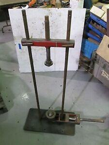 Crankshaft Micro Sleeve Press