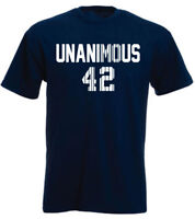 "Mariano Rivera New York Yankees Hall of Fame ""Unanimous"" T-Shirt"