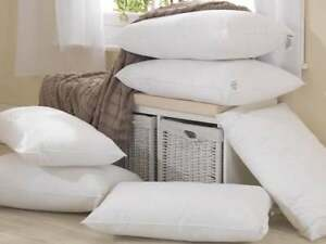 Twin Pack - Bounce Back - Support Polycotton Hollowfibre Fillers Inners Pillows