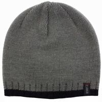 Kurtz Men's Rebel Beanie Knit Beanie Hat (One Size Fits Most)