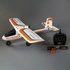 HobbyZone AeroScout Aero Scout S Trainer RC Airplane Ready to Fly RTF HBZ3800