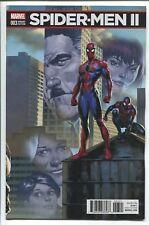 Spider-Men Ii #3 Jesus Saiz Connecting Variant Cover - Marvel Comics/2017