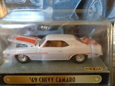 1969 CHEVY CAMARO RACING CHAMPIONS MINT EDITION #246 1/57 SCALE