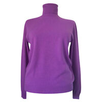 NEW MaxMara turtleneck in cashmere and virgin wool, Size L, RRP £330