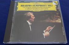 Carlo Maria Giulini - Brahms - Symphony No.1 (LAPO) -  DG  410 023-2