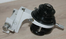 Zeiss MICROSCOPIO Microscope kondensor AChR. APL. 1,4+ Iris MASCHERINA + kondensorhalter
