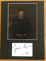 James Norton  (Grantchester)  *HAND SIGNED*  16x12 mounted display ~AUTOGRAPHED