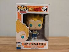 Funko POP! Animation: Dragon Ball Z - Super Saiyan Vegeta Vinyl Figure #154