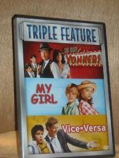 Lost In Yonkers/My Girl/Vice Versa (DVD, 2008, 3-Disc Set)