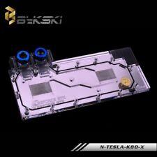 GPU Water Cooling Block for LeadTek NVIDIA Tesla K80M Fast Ship