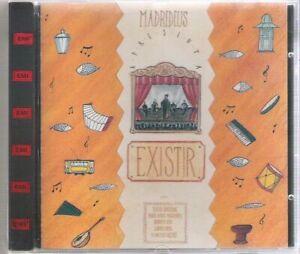 MADREDEUS - Existir - CD sigillato