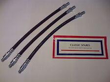 Allard Palm Beach 1952 - 1958 Flexible de frein Set 2 avant et arrière 1 (JR534)