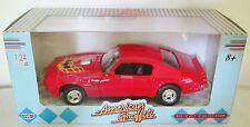 1:24 American Graffiti 1973 Red Pontiac Firebird Trans Am Die Cast Car Motormax