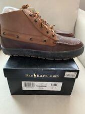 Polo Ralph Lauren Shoes Delmont Size 8.5