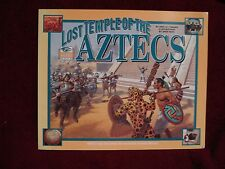 The Lost Temple of the Aztecs : Picture Book by Shelley Tanaka 2000, PB MINT
