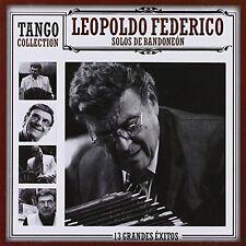 Leopoldo Federico - Solos de Bandoneon [New CD] Argentina - Import