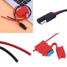 30cm Power Cable with Fuse for Motorola Mobile Car Radio CDM1250 GM360 CM140