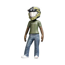 McFarlane Toys Action Figure -Halo Avatar Series 1 GREEN OPERATOR HELMET (2.5 in