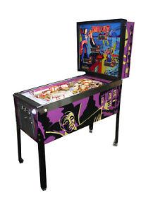 "1979 Stern "" Dracula "" pinball machine"