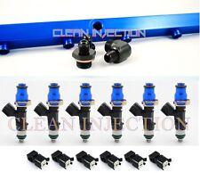 BMW Bosch ev14 1000cc Fuel Injectors E36 M3 M5 m50 S52 m52 3.2L 328i 328i turbo