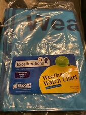 Weather Watch Science Calendar Pocket Chart Classroom Morning Meeting 106 Pc New