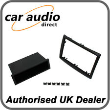 Connects2 CT24RT06 Facia Plate (Black) for Renault Megane 2003> 2010