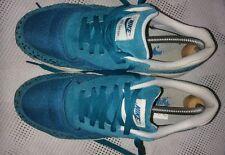 Top Nike Air Safari Sneakers Turnschuhe Blau-schwarz Gr.42 UK 7,5
