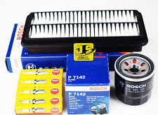 FITS KIA PICANTO 1.0 1.1 SERVICE KIT OIL AIR Filters 4x NGK PLUGS 2004-2011