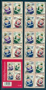 US 3883-3886 Santa Claus Booklet/20 Mint NH, Free Shipping