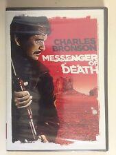 Messenger of Death (DVD, 2003, Widescreen  Full Frame) Charles Bronson
