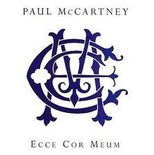 CD ~ Paul Mccartney Ecce Cor Meum