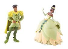 Disney Princess Tiana Prinz Naveen aus Küss den Frosch 2 Bullyland Sammelfiguren