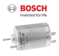 For Mercedes W170 W202 W203 W210 W215 W220 Fuel Filte 4 Push-on Fittings Bosch