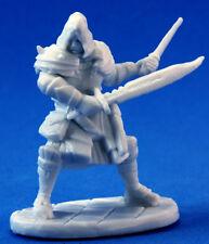 1 x DRAGO VOSS - BONES REAPER figurine miniature jdr warrior assassin 77093