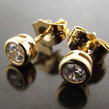 Diamond Yellow Gold Filled Jewellery for Men