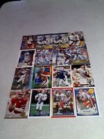 *****Jeff George*****  Lot of 85+ cards.....48 DIFFERENT / Football