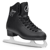 SFR Galaxy Black Figure Ice Skates