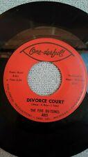 Los cinco du tonos agitar una cola de plumas & divorcio Tribunal ONE-DERFUL Records