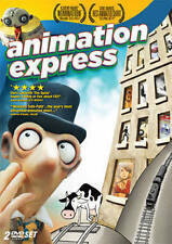 ANIMATION EXPRESS NEW DVD