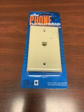 Phone Flush Mount Wallplate