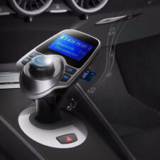 Wireless Bluetooth FM Transmitter Radio Car Kit MP3 Music Player & 2 USB Charger