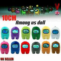 Soft Stuffed Toy Doll Game Among Us Game Plush Figure Plushie Kids Gift