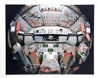 1990 NASA Space Collection Kennedy Space Center Texas Astronaut 8 x 10 Photo