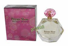 Private Show By Britney Spears Eau de Parfum Spray 3.3/3.4 oz New In Box Women
